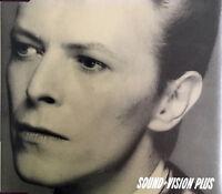 David Bowie Maxi CD Video Sound + Vision (EX/EX)