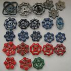 24 Vintage Faucet Handles   Knobs   Industrial Steampunk Art  Some New Some Used