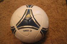 Adidas Tango 12 Prototype Ball Brazuca Design Before Actual