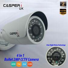 CCTV 1080P Outdoor Bullet Camera Full HD Surveillance 30M IR Clear Night Vision