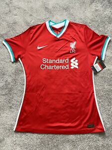 Liverpool 2020-21 Nike Player Issue Acadamy Match Shirt. Dri-Fit. Size L.