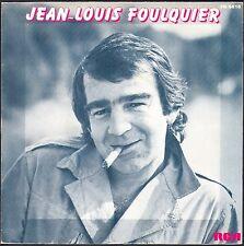 JEAN LOUIS FOULQUIER DAVID MC NEIL / LA ROCHELLE Beau 45T SP 1981 RCA 8816
