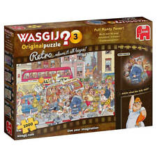 WasgijR1000 Puzzle Retro Original 3: Full Monty Fever!