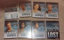 7 DVD Box Lost die komplette erste 1.Staffel 2005  139