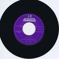 THE 4 TIELMAN BROTHERS - RECORD HOP / SWING IT UP (Original '59 JIVER Rockabilly