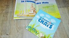 LE ROYAUME DES CHATS !  Hayao Miyazaki dossier presse scenario cinema animation