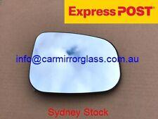 RIGHT DRIVER SIDE MIRROR GLASS FOR JAGUAR XE XF XJ XFR XJ8 XJR XK XKR XKR-S