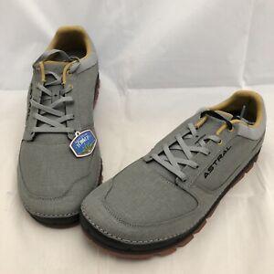 Astral Hemp Donner Shoe Men's Size 12 Gray New in Box