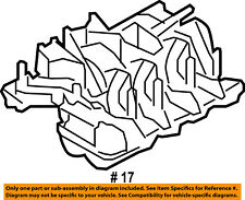 FORD OEM 10-14 E-150-Intake Manifold AC2Z9424A