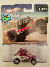 2012 Hot Wheels Off Road Volkswagen Baja Beetle Real Riders Metal/Metal