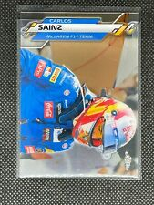 2020 Topps Chrome Formula 1 F1 - Carlos Sainz #181 F1 Driver