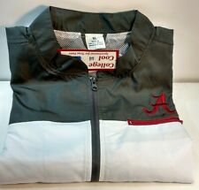 College Cool Men's Alabama Grey Wind Jacket Size XL
