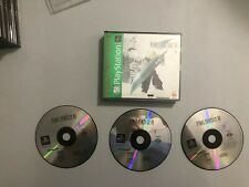 New listing Final Fantasy Vii 7 (Sony PlayStation, Ps1) Greatest Hits No Manual Tested