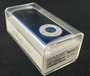 Apple iPod Nano 5th Generation Blue 8 GB New Battery