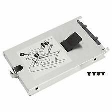 HP Compaq nc4200 nc4400 nc6110 nc6120 Hard Drive HDD Caddy w/ Connector + Screws