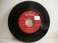 James Brown & The Famous Flames, Cold Sweat Part 1 & 2, King 45-6110, 1967, Soul