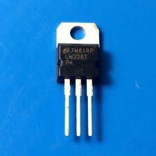 10PCS Adjustable Regulators IC NSC TO-220 LM338T LM338T/NOPB