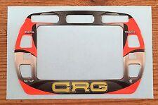 CRG Vecchio Stile Gel Sticker Per Alfano PRO III EVO LAP TIMER-Kart