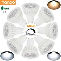 GU10 LED Spot Light Bulbs Dimmable 15W 110V 220V Cool Warm White Bright Lamp RK