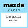 BJ1V66730A Mazda Blockfuse BJ1V66730A, New Genuine OEM Part