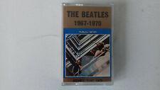 THE BEATLES 1967 - 1970   CASSETTE TAPE