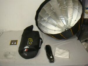 "GLOW EZ LOCK 28"" DEEP PARABOLIC QUICK SOFTBOX"