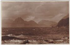 Sgurr Na Stri & Marsco From Elgol, ISLE OF SKYE, Inverness-shire RP
