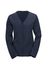 Greiff Ladies Navy Cardigan - XS