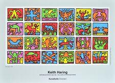 Keith Haring Retrospective 1989 Poster Kunstdruck Bild 59x84cm - Germanposters