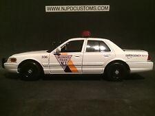 Wildwood Police NJ 1:24 Scale Die-cast Ford Crown Victoria Police Car