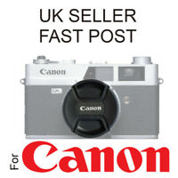 New Canon Canonet 28 JR QL17 GIII QL19 GIII Replacement Lens Cap #5
