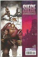 Siege #2 : Embedded : Marvel comic book