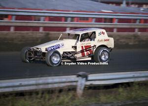 Marcel Lafrance at Syracuse Super Dirt Week Photo