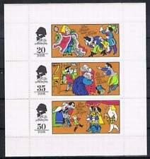 DDR postfris 1975 MNH Kleinbogen / Vel 2096-2098 - Sprookjes