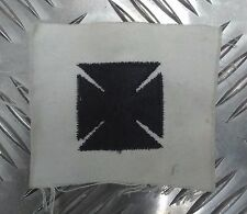 Genuine Vintage US Naval Issue Unknow Insignia White Patch  - Unissued