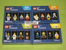 Lego ToysRUs Bricktober 2016 MiniFigures 4 packs collection New