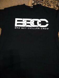 Bad boy chiller crew 2021 UK tour shirt.Size large.