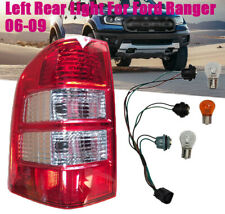 Left Rear Light For Ford Ranger pickup tail lamp LH N/S 2006-2009 + Bulbs&Loom