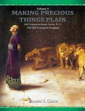 Haciendo las cosas preciosas simples: Gu�a de Estudio Del Antiguo Testamento,...