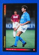 CALCIO CARDS SCORE GOLD 93 - NUOVI ARRIVI - n. 7 - CORNACCHIA - NAPOLI