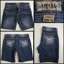 e4ea945ae5c Apollo Woman Casual Denim Bermuda Short Size 5   6