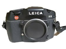 New listing Leica R8 Black Slr 35mm Film Camera Body Only - A+ Condition