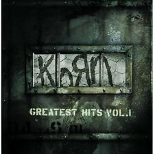 Korn - Greatest Hits 1 [New CD] Clean