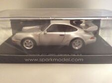 Spark 1/43 Porsche 911 964 Carrera RS 3.8 SILBER Cartima 100 Stück neu OVP