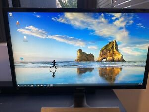 "Samsung U28E590D , 28"" LED LCD Monitor 1ms 3840 x 2160 UHD 4K 2x HDMI"