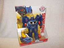 Transformers Action Figure RID Combiner Force Soundwave 7-9 inch