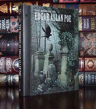 Stories of Edgar Allan Poe Unabridged Illustrated Brand New Hardcover Gift Ed
