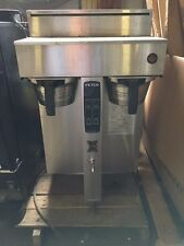"""HEAVY DUTY STAINLESS STEEL """"FETCO"""" CBS series DOUBLE COFFEE BREWER 120/208 volts"""