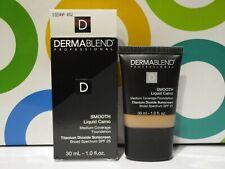 Dermablend ~ Smooth Liquid Camo Coverage Foundation ~ 40 W Sienna ~ 1.0 Oz Boxed