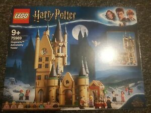 LEGO 75969 Harry Potter Hogwarts Astronomy Tower Brand new and sealed